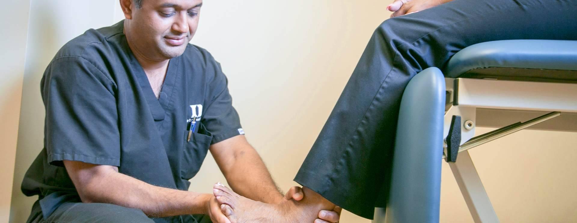 NC Orthopaedic Clinic